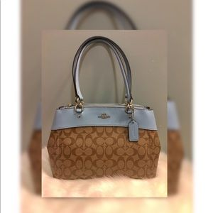 Coach Signature Brooke Carryall- BRAND NEW